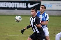 Čáslav si poradila s Admirou a vyhrála podzimní část ČFL.