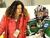 Hokejové mistrovské utkání krajské ligy mladších žáků: SK Sršni Kutná Hora - HC Slavoj Zbraslav 9:4 (3:1, 2:2, 4:1).