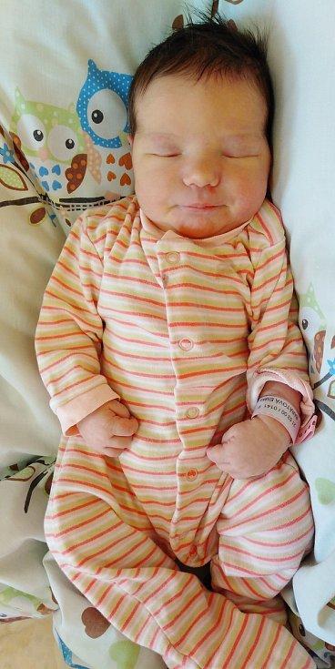 Eliška Barátová se poprvé rozkřičela 25. března 2021 v 9. 34 hodin v čáslavské porodnici. Vážila 3600 gramů a měřila 50 centimetrů. Doma ve Zbraslavicích ji přivítali maminka Vendula, tatínek Marian a čtyřletý bratříček Kevin.