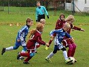 Mistrovský turnaj mladších přípravek v Chotusicích: FK Čáslav B - FK Čáslav C 6:6 (6:2).