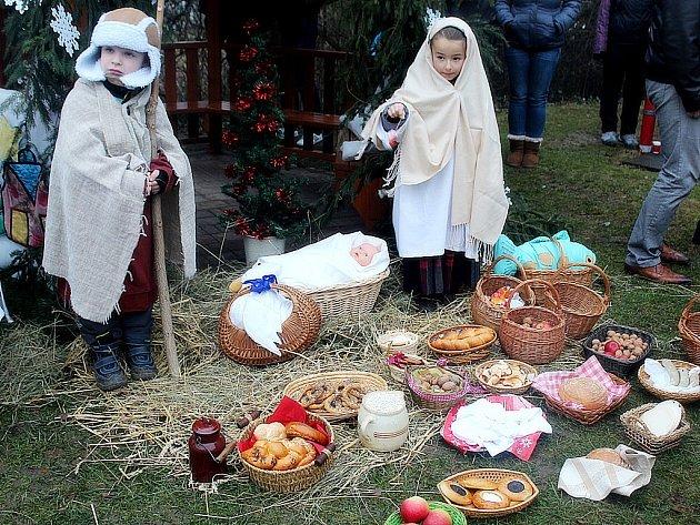 Vánoční jarmark v MŠ Pohádka v Kutné Hoře