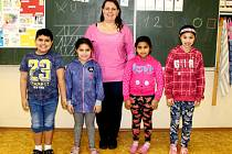 Základní škola a Praktická škola Kutná Hora, I. ročník s učitelkou Helenou Musilovou