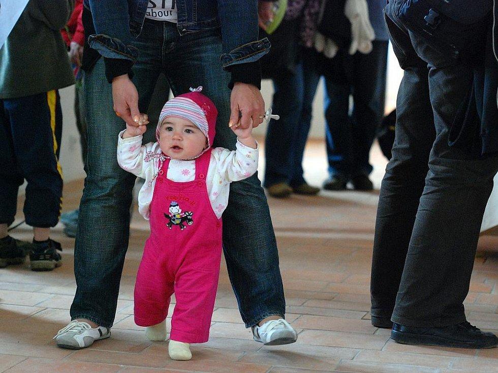 Slavnostní otevření GASKu v Jezuitské koleji v Kutné Hoře.
