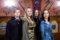 Kutnohorská kapela Melissa.