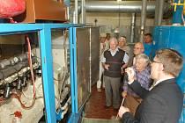 V pondělí 15. září 2014 byly slavnostně otevřeny prostory teplárny Hlouška v Kutné Hoře.