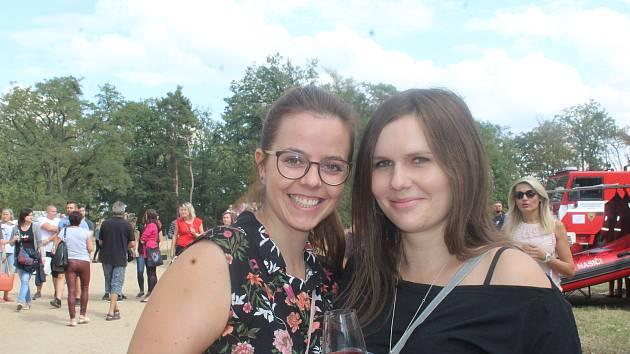 Vinobraní a dožínky na Kačině 2018