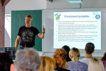 Antonín Barák povede Komisi mládeže SKFS.