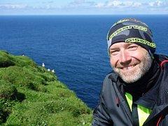 Jan a Kateřina Zámysličtí podnikli expedici na Faerské ostrovy.
