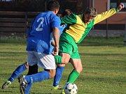 Fotbalová III. třída: TJ Sokol Červené Janovice - TJ Rataje nad Sázavou 0:7 (0:2).