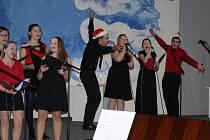 Vánoční koncert Gymnázia Jiřího Ortena