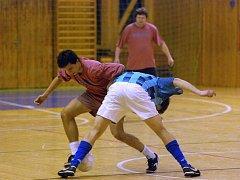 Poslední kolo kutnohorské futsalové ligy v roce 2009.