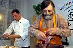 Vaaření v Mozaice s Andrejem Némethem, 20. října 2010