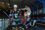 Hokej II. liga: K. Hora - Benešov 4:5, neděle 4. října 2009