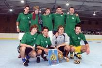 Finále Club Deportivo futsalové ligy, 27. března 2011.