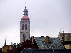 Kostel sv. Jakuba opět měří čas v Kutné Hoře