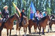 Sportovní den s koňmi na ranči Dalu v Kozohlodech.