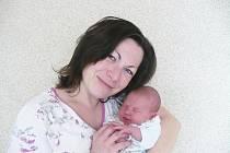 Magdalénka Forštová se narodila 17. ledna v Čáslavi. Vážila 3100 gramů a měřila 49 centimetrů. Doma v Býchorech ji přivítali maminka Ludmila, tatínek Jiří a sestry Lidunka a Barunka.