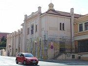 Z důvodu oprav se čáslavské divadlo otevře až v říjnu.