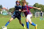 Česká fotbalová liga mladších žáků U13: RMSK Cidlina Nový Bydžov - FK Čáslav 15:6 (3:2, 6:2, 6:2).