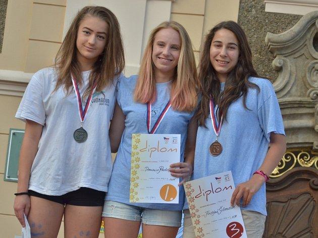 Vyhlášení vítězů na Palackého náměstí v Kutné Hoře – 18. června 2014