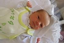 Ráchel Vavřičková se narodila 20. července v Čáslavi. Vážila 3050 gramů a měřila 51 centimetrů. Doma v Kutné Hoře ji přivítali maminka Petra a tatínek Jiří.