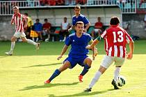 Fotbalisté Kutné Hory porazili Trutnov 3:1, 11. srpna 2013.