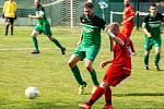 Fotbalová III. třída: TJ Sokol Červené Janovice - FK Miskovice 5:1 (2:0).