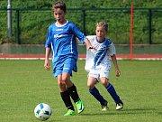 Přátelský zápas mladších žáků, neděle 27. srpna 2017, FK Čáslav - Sparta Kutná Hora 2:7 (1:1).