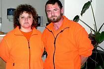 Zdravotní sestra Martina Nešporová s kutnohorským záchranařem Jakubem Vetešníkem ošetřovali opilého pacienta a ten místo vděku posádku napadal verbálně a poté i fyzicky.