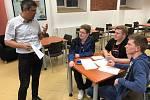 Střední průmyslová škola v Kutné Hoře se zapojí do soutěže v rámci takzvané Maker Challenge.