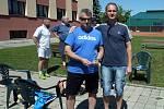 Kutnohorští policisté uspěli na tenisovém turnaji