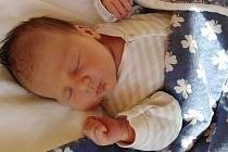 Jiří Chadraba se narodil 5. prosince 2020 ve 13. 43 hodin v čáslavské porodnici. Vážil 3830 gramů a měřil 52 centimetrů. Domů do Čáslavi si ho odvezli maminka Michaela, tatínek Jiří a dvouletý bráška Filípek.