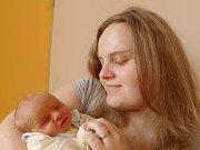 Tobiáš Rak se narodil 18. března v Čáslavi. Vážil 2900 gramů a měřil 46 centimetrů. Doma v Čáslavi ho přivítali maminka Alice a tatínek Roman.