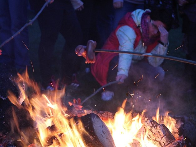 Čarodějnice 2015 v Uhlířských Janovicích