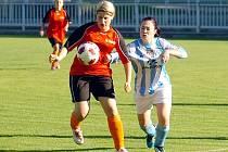 FK Čáslav ženy - ilustrační foto.