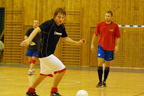 6. kolo kutnohorské Club deportivo futsalové ligy