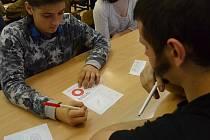 Turnaj v pIšQworkách na Střední průmyslové škole v Kutné Hoře.