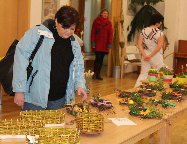 Velikonoční výstava v Domově Barbora