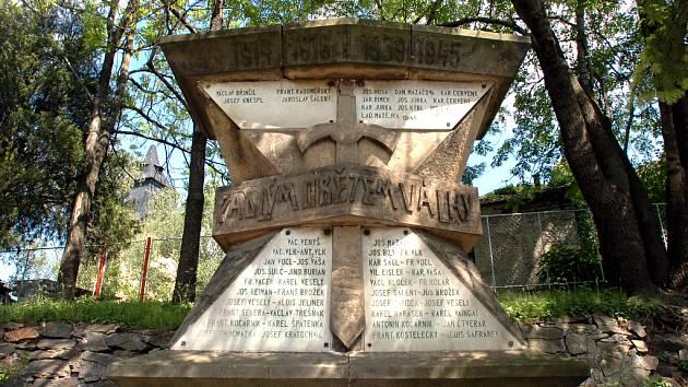 Malínský pomník