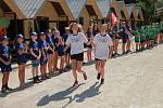 Táborová olympiáda SKP Olympia byla zahájena.