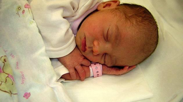 Eliška Horníčková se narodila 18. září 2019 v 11.26 hodin v čáslavské porodnici. Pyšní se mírami 2820 gramů a 48 centimetrů. Domů do Kutné Hory si ji odvezli maminka Petra, tatínek Ondřej a dvouletý bráška Ondrášek.