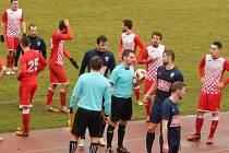 Fotbalová divize, skupina C: Slatiňany - Čáslav 2:0 (0:0).
