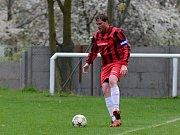 Fotbalisté Sedlce doma porazili v derby Kaňk 4:1.