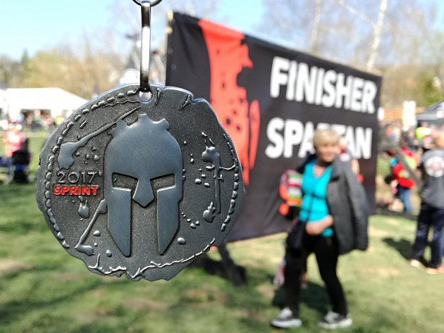 Kutnohoráci se na Spartan Sprintu v maďarském Veszprému činili. Tvrdík skončil druhý, Pavlík třináctý a Fabináová čtvrtá mezi ženami.