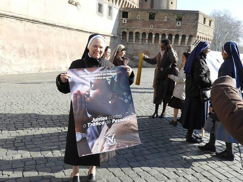 Také poutníkům z Čáslavi splnil papež František slib.