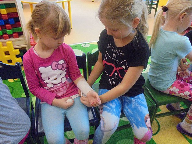Děti z Mateřské školy 17. listopadu v Kutné Hoře prožívají v březnu spoustu veselých a zajímavých dní.