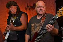Koncert kapel Monty Jack a Roxor v České 1. 16.8.2013