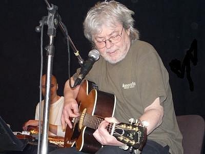 Zpěvák, skladatel a textař Vladimír Mišík.