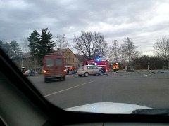 Nehoda pod Kaňkem