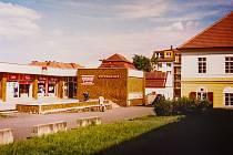 """Samoobsluha s potravinami """"U žebračky""""v ulici Klimenta Čermáka v Čáslavi byla přestavěna na Penny market."""